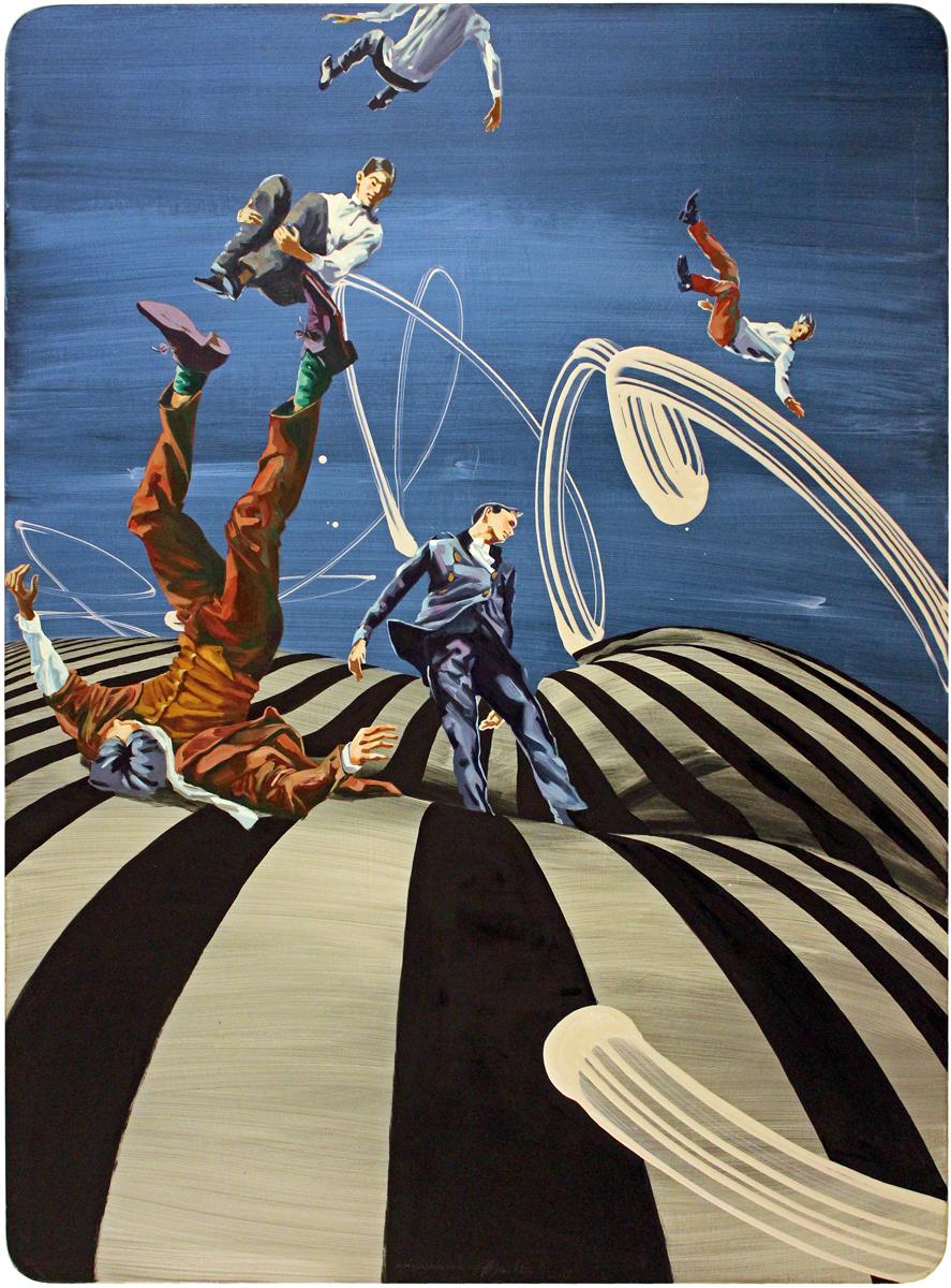 Himmelskörper-190x140cm