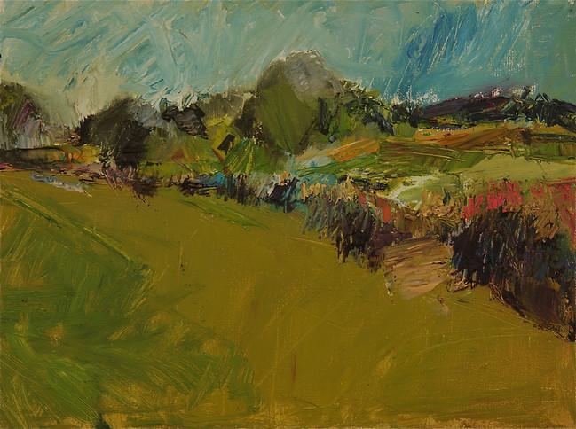 Estergom 2009, HR, 40x30 cm