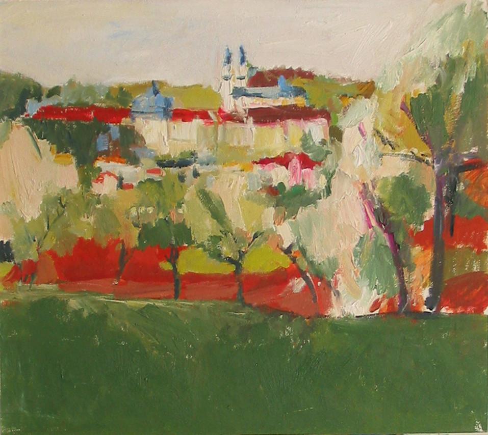 St. Florian 2011, 60x50 cm