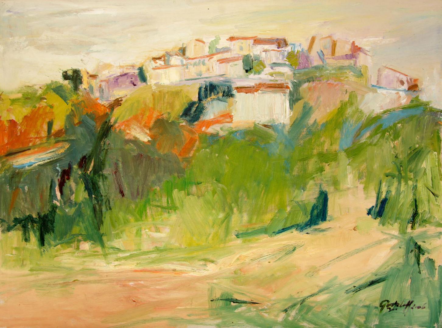 Provence Murs 2006 80x60 cm