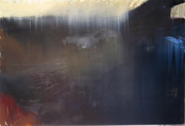 Alkoven 2008, 100x150 cm