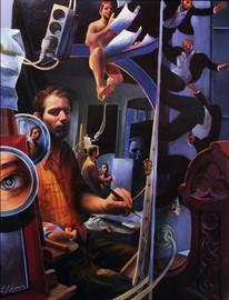 Lukas_Johannes_Aigner,__Aufstieg_und_Fall_,_Acryl_Öl_auf_Tafel,_100x78cm,_2006.jpg