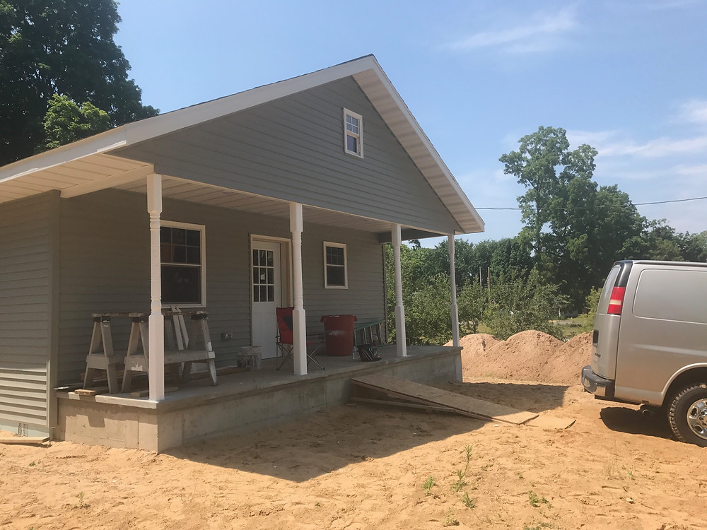 Habitat Home Completed in Lake County