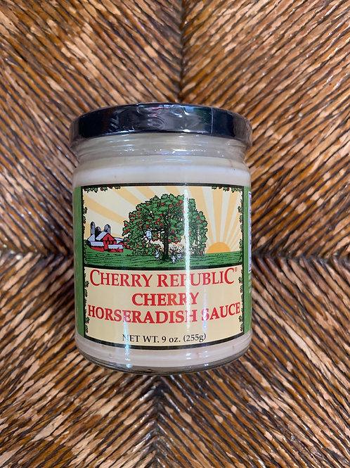 Cherry Horseradish Sauce