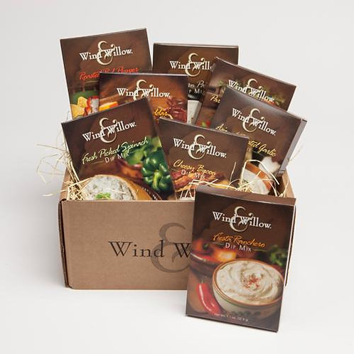 Wind & Willow Dip Mix