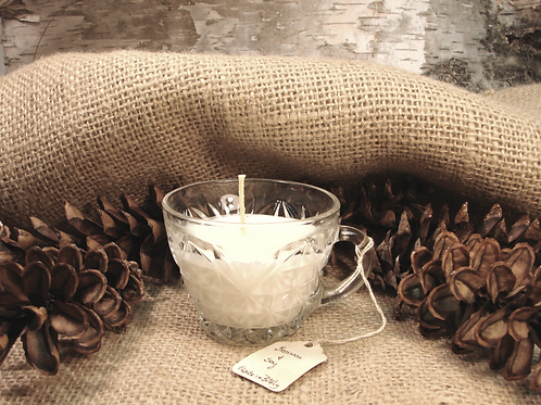 Cottage Cup Candle