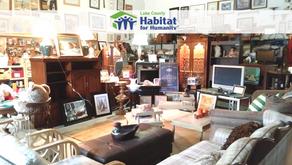 How Habitat ReStores Serve Habitat