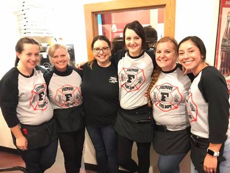Fremont Firefighter Fundraiser - 2018