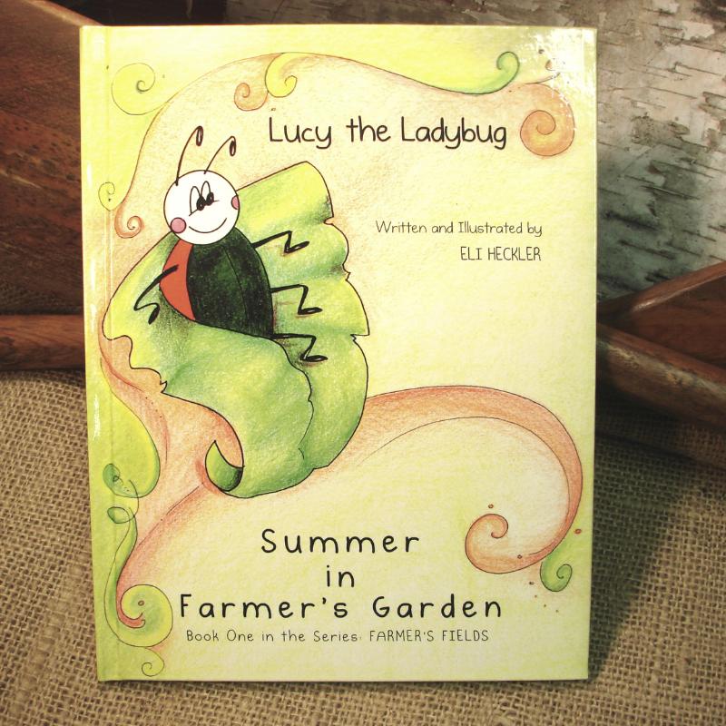 """Eli's Children's Book, """"Lucy the Ladybug"""""""