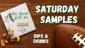 Sample Saturday - Football Season is Here!