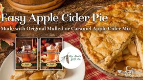 Sample Saturday - Easy As Apple Pie!