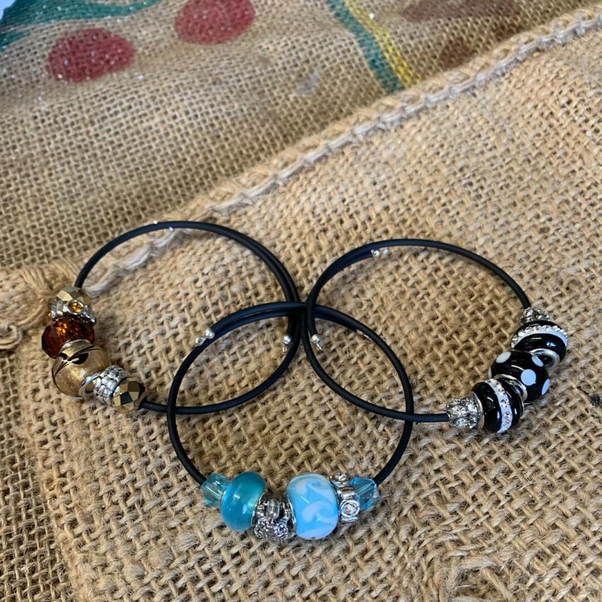 Handmade Stackable Bracelets