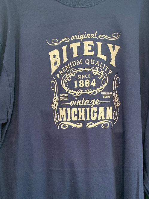 Vintage Bitely Short-Sleeve T-Shirt