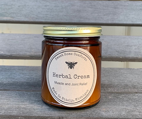 Herbal Cream - Muscle & Joint
