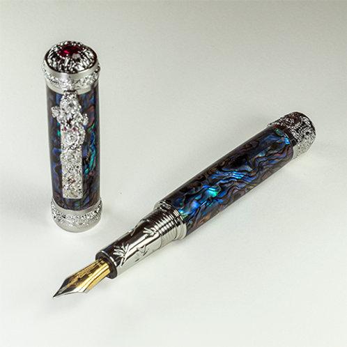 Oriental Dragon Fountain Pen