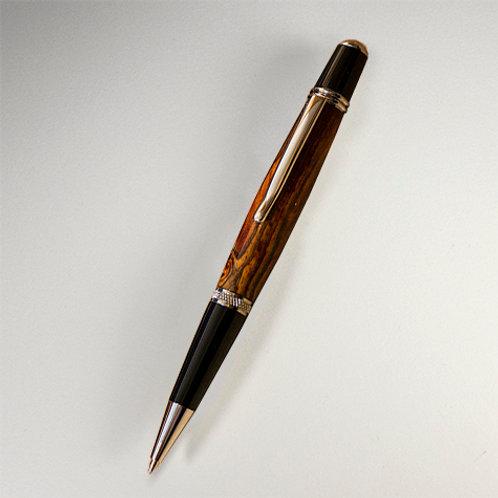 Sierra Hand Turned Pen - Cocobolo Wood