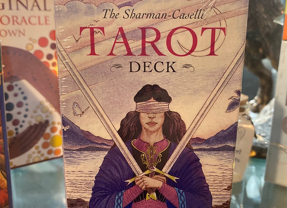 The Sharman-Caselli Tarot