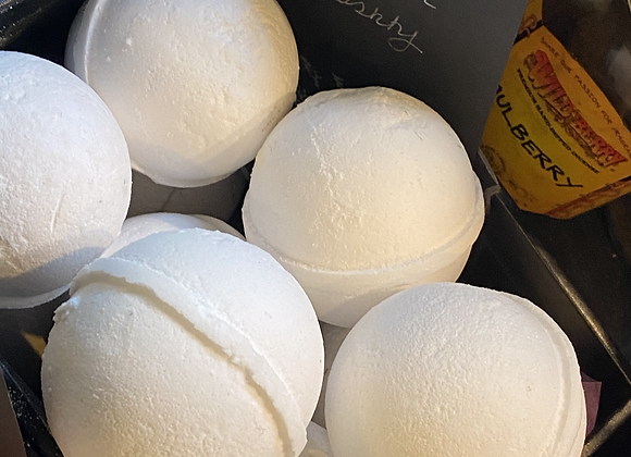 Coconut Dream Bath Bombs