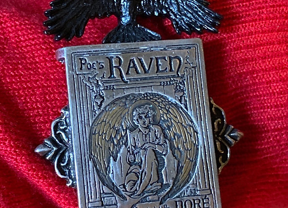 Alchemy  poe's raven locket
