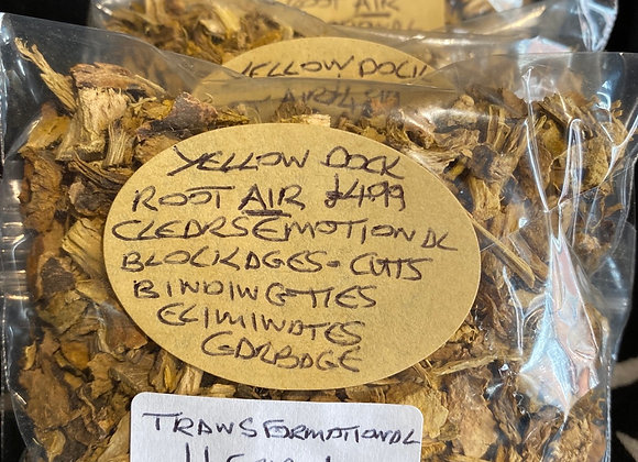 Yellow Dock Root (27g)