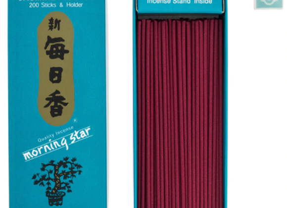 Morning Star - Jasmine Incense