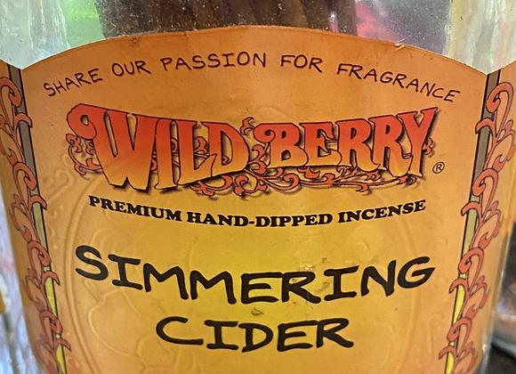 Simmering Cider
