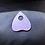 Thumbnail: Resin Planchette - Violet Sparkle