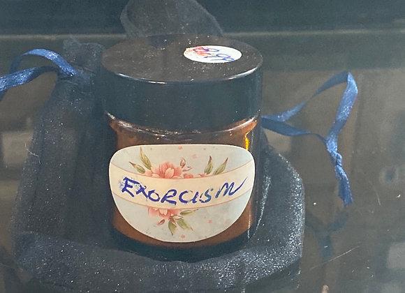 Exorcism powder