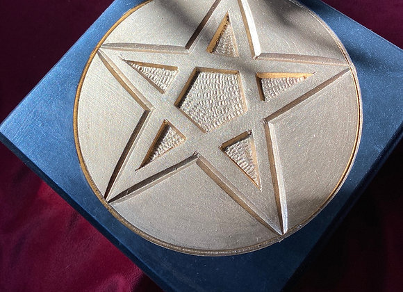 Pentacle altar (small)