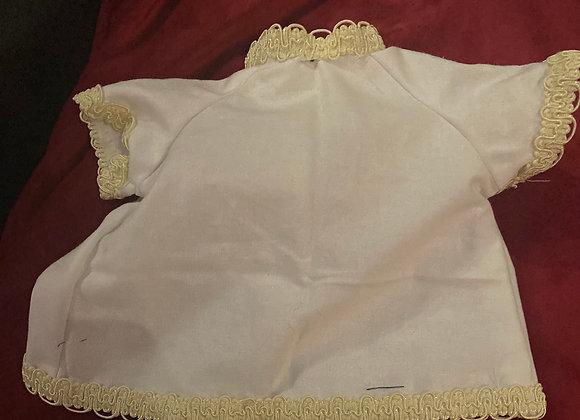 Poppet dress white
