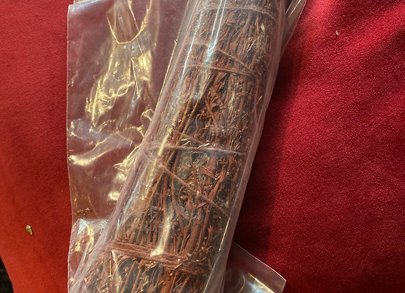 Dragons blood 🩸 smudge stick