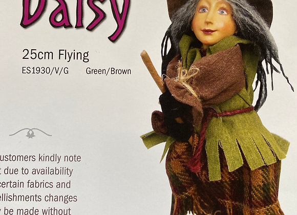 Daisy witch 🧙♀️ flying 24cm