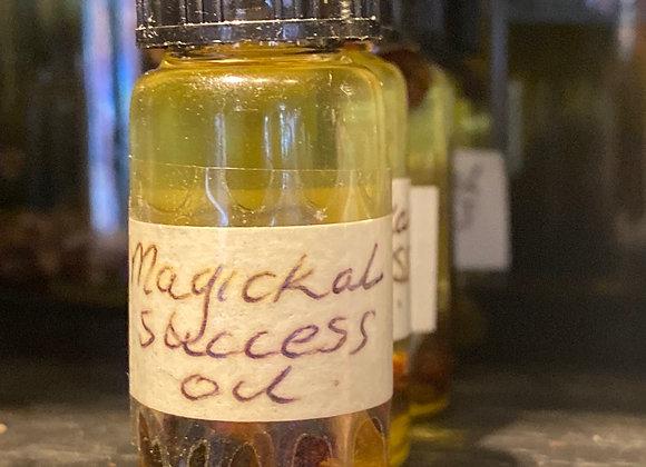 Magickal Success Oil 10ml