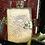 Thumbnail: Leather Pentagon & Skull with Burns Detail Journal