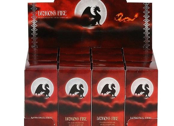 Dragon's Fire fragrance oil 10ml