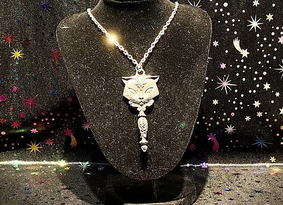 Alchemy Sacred Cat Vanitas