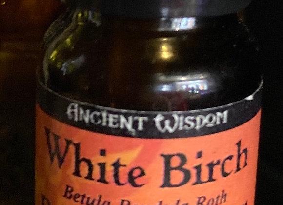 White Birch Essential Oil