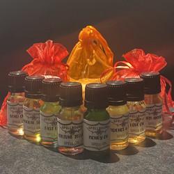 Magick Spell Oils