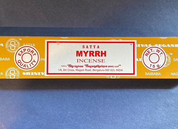 Myrrh Incense
