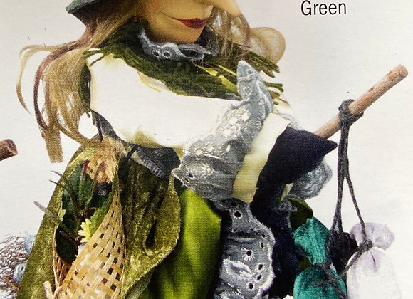 Lucinda green witch