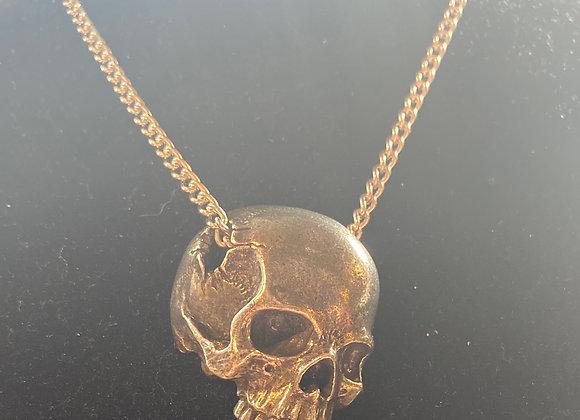 Alchemy Skull Necklace (UniSex)
