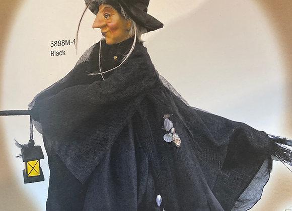 Agatha black witch 50cm