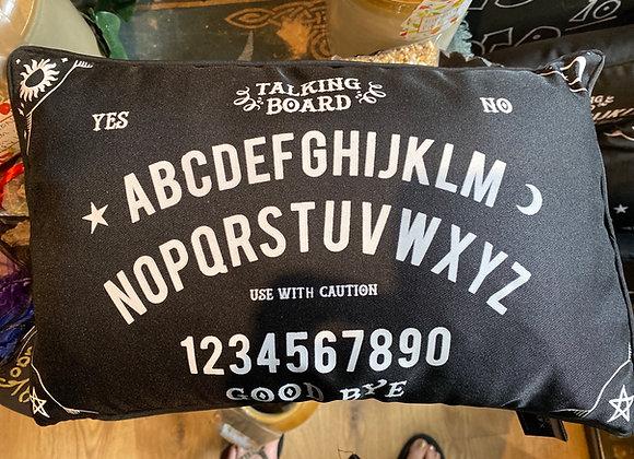 Ouija cushion