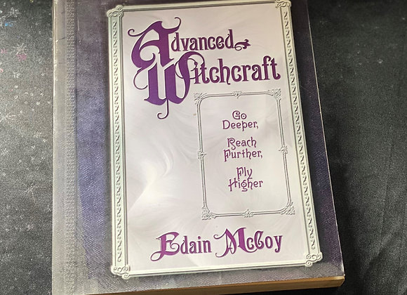 Advanced Witchcraft Edain McCoy