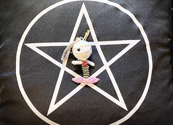 Voodoo Doll Keyring - 🧜♀️