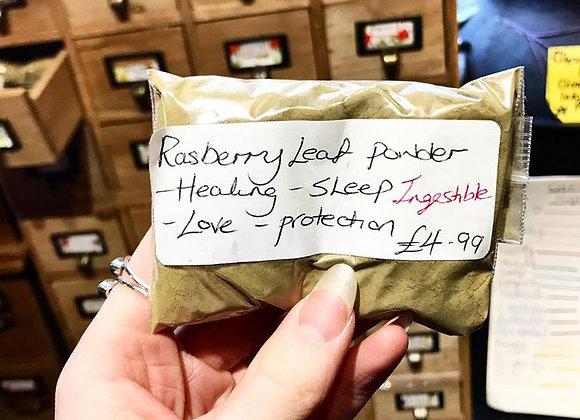 Raspberry Leaf Powder approx. 0.035kg