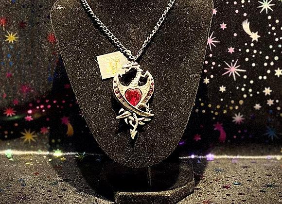 Alchemy Red Dragon Heart