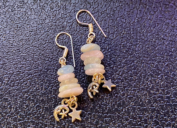 Calming Stones Earings
