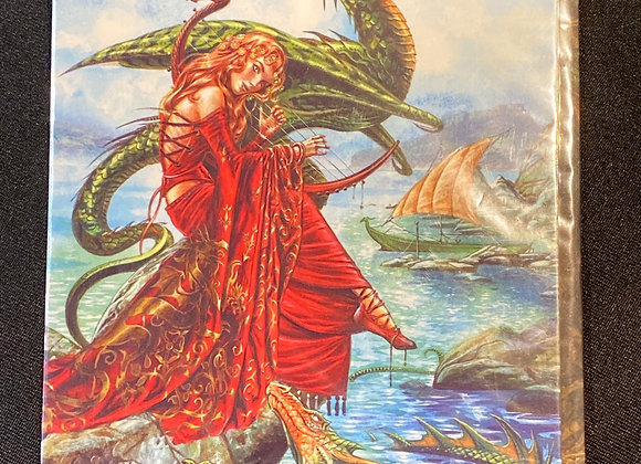 Dragon Charmer's Daughter