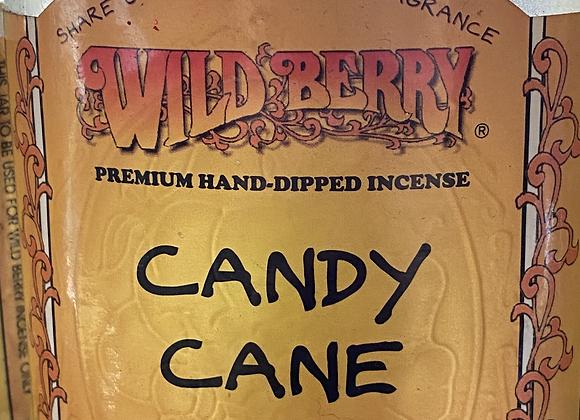 Candy Cane Incense Sticks